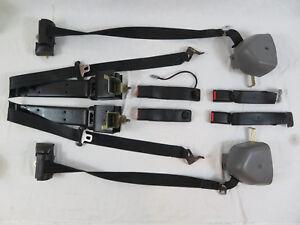 1994-1995 ford mustang convertible seat belt kit OEM ...