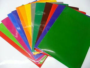 10X-ANY-COLOUR-SELF-ADHESIVE-VINYL-A4-SHEETS-CRAFT-ROBO