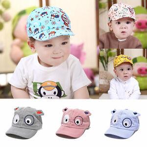 Details about Toddler Girl Boy Cartoon Owl Baseball Snapback Hat Newborn  Baby Cap Hip Hop 0-3T bd9a3c08be5