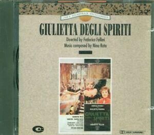 Nino-Rota-Giulietta-Degli-Spiriti-Ost-Cam-Cd-Perfetto