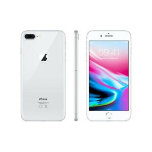 IPHONE 8 PLUS 256GB GRADO A/B SILVER NO RICONDIZIONATO NO RIGENERATO FATTURABILE