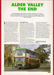 Buses-Magazine-Extract-Alder-Valley-The-End-Sold-to-Stagecoach-1993