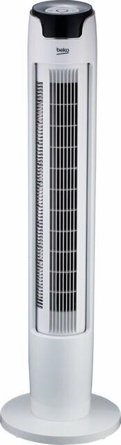 Argo Ventilatore a Colonna Torre con Telecomando senza Pale Timer Aspire Tower
