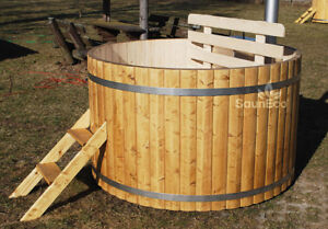 What Does Vasca Da Bagno Mean : Wooden hot tub wood fired hot tub spa outdoor bath barrel wood