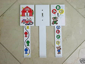 Light Switch Extender Baby Safety Boys & Girls - ** Package of 3 **