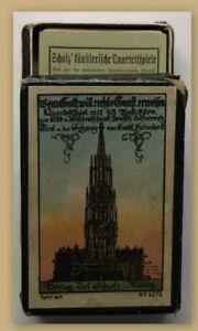 Scholz-Quartett-Wem-Gott-will-rechte-Gunst-erweisen-um-1910-komplett-sf