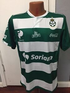 5f2a91be9 Image is loading New-Club-Santos-Laguna-Jerseys-Liga-mx