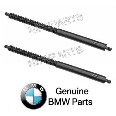 For BMW E65 E66 745i Pair Set of Left /& Right Trunk Shocks w// Springs Genuine
