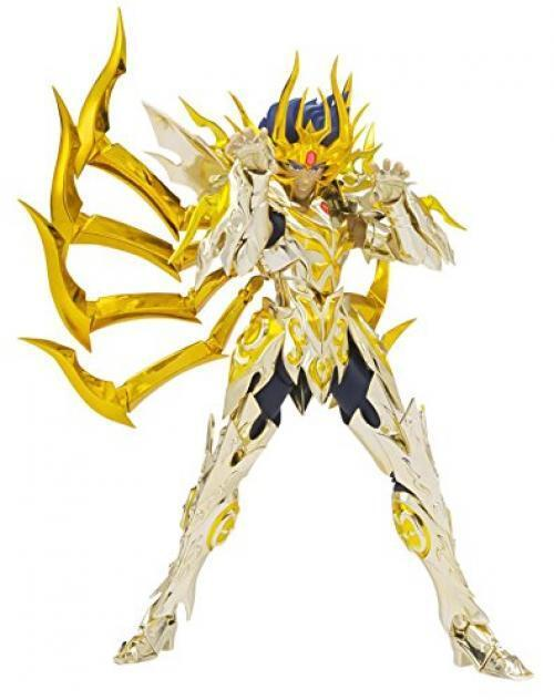NEW SaintCloth MythEX SaintSeiya CANCER DEATH MASK GODCLOTH ActionFigure BANDAI