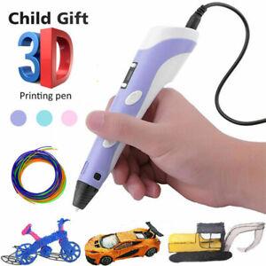 3D-Drawing-Pen-PLA-Printer-Filaments-Refills-Art-Stereoscopic-Printing-DIY-Craft