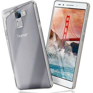 Silicone-Case-for-Huawei-Honor-7-Protective-Transparent-Thin-TPU-New-Back-Cover