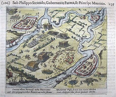 Antique prints and maps