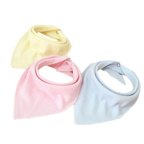 Infnats Bibs Waterproof Saliva Towel Dribble Triangle Bib Feeding Bandanas HM