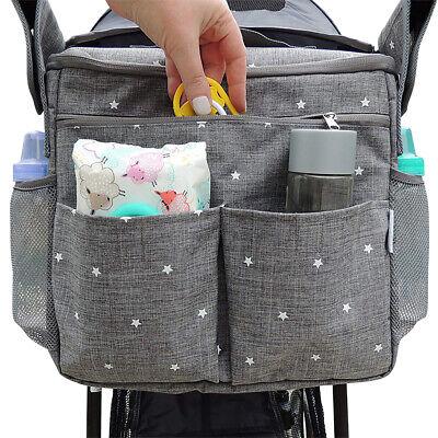 Portable Baby Pram Pushchair Buggy Organizer Bag for Egg® stroller