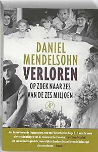 Verloren-op-zoek-naar-zes-van-de-zes-miljoen-by-Mendelsohn-Daniel