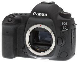 Canon EOS 5D 30.4MP 4K Digital SLR Camera Body