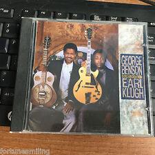 George Benson Earl Klugh Collaboration CD OOP