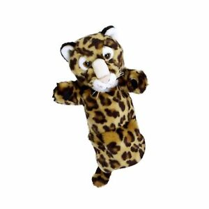 The Puppet Company Long Sleeves Leopard Puppet