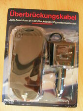 NEU Überbrückungskabel Auto Starthilfe Fernladekabel TRONIC H-3031