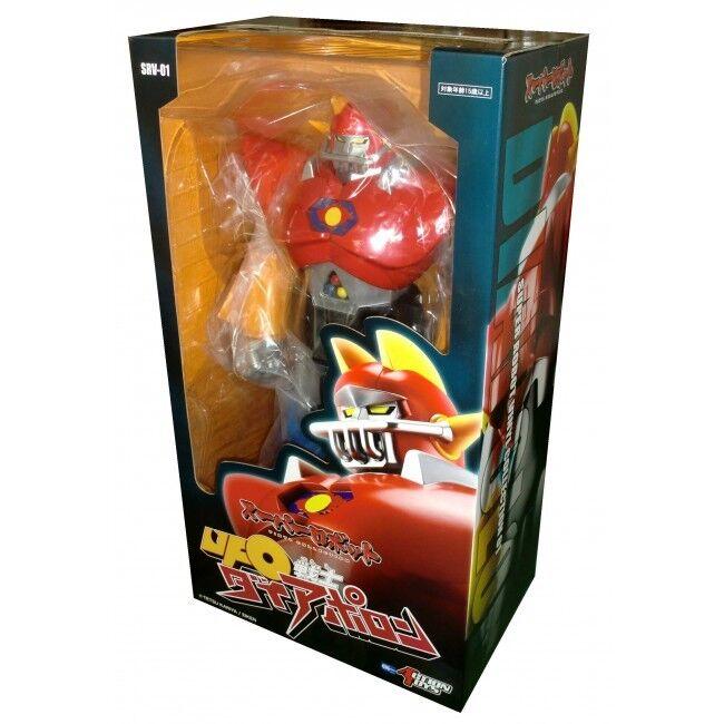 DIAPOLON UFO Robot Senshi Warrior Dai Apolon 50Cm Vinyl Jumbo Figure Action Toys