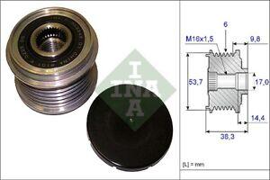 INA-su-in-esecuzione-Dell-039-alternatore-Puleggia-Frizione-535-0203-10-535020310-5-anno-garanzia