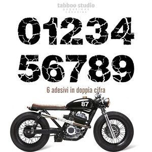 Decalcomanie-vinile-adesivo-numeri-per-moto-serbatoio-casco-personalizzati