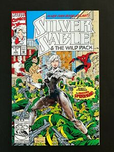 SILVER-SABLE-AND-THE-WILD-PACK-1-MARVEL-COMICS-1992-VF