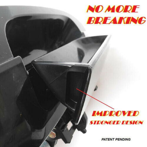 Rear Right NoMoreBreaking Outside Door Handle For 02-06 Nissan Altima 2.5L 3.5L