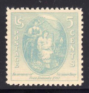Us-Stamp-796-5c-Virginia-Dare-Xf-Superb-Nuevo-Graded-95