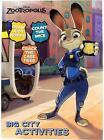 Disney Zootropolis Big City Activities by Parragon Books Ltd (Paperback, 2016)