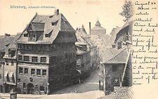 B4473 Germany Nurnberg Albrecht Durerhaus  front/back scan