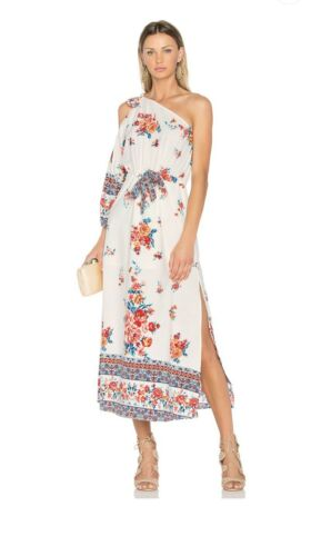 Catalina Dress in Floral MISA Los Angeles Sz S - image 1