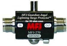MFJ 272 - Lightning Surge Protector 1.5kw -so239 Connections