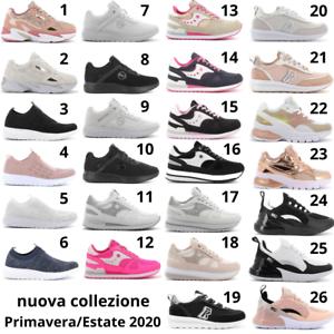 RIFLE-COVERI-NAVY-SAIL-Scarpe-Sneakers-Donna-stile-Nike-Adidas-Saucony-Fila