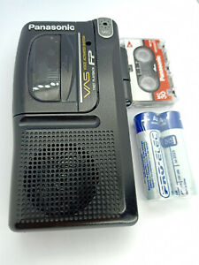 Panasonic-RN-302-MicroCassette-Voice-Recorder-Dictaphone-Dictation-Machine-MICRO
