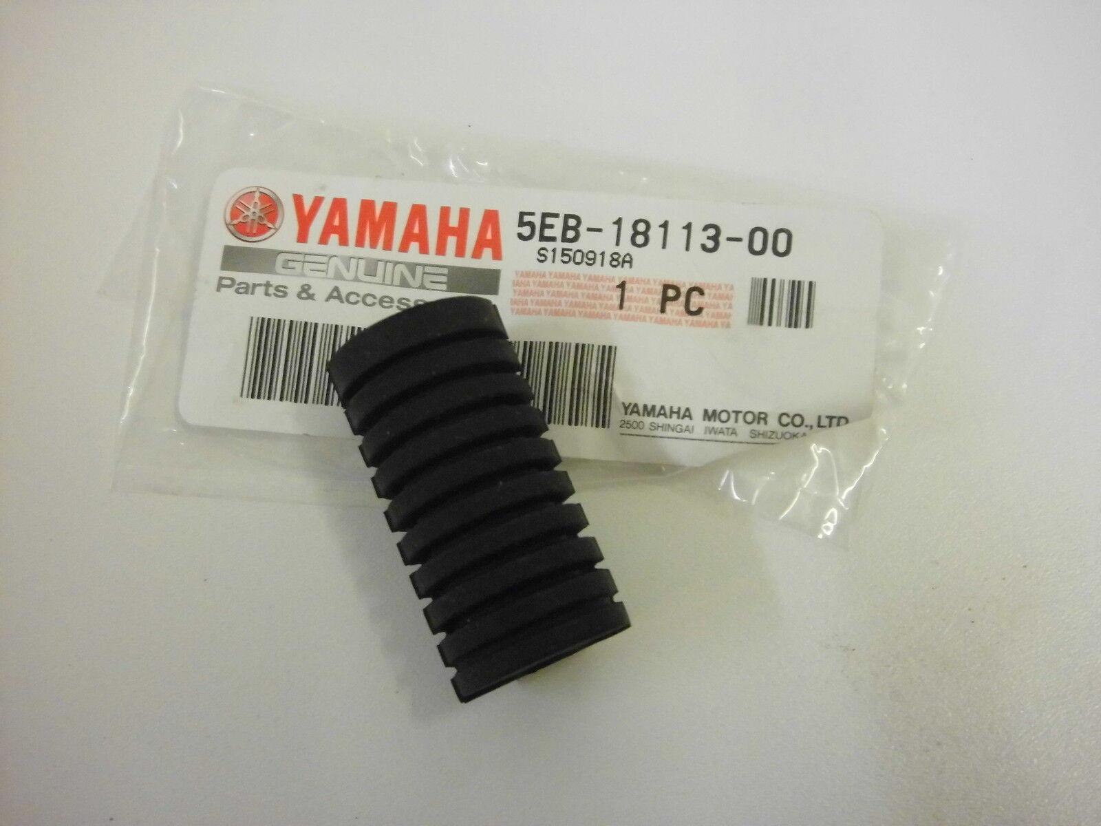 original Bremspedal Bremshebel Bremse hinten mit Gummi Yamaha YZFR 125 2008-2013