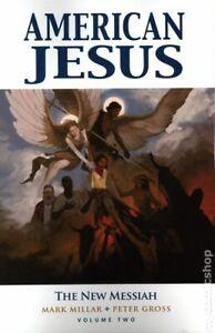 American Jesus TPB 1st Edition 2-1ST FN 2020 Stock Image