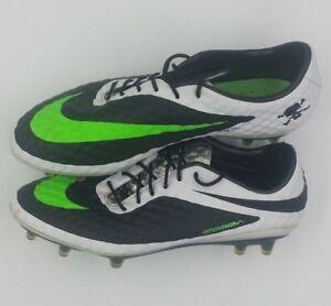 silencio Engañoso hacerte molestar  Botines De Fútbol Nike Hypervenom Fantasma Verde Para hombres Talla 6.5  Negras/Neo-cal/blanco | eBay