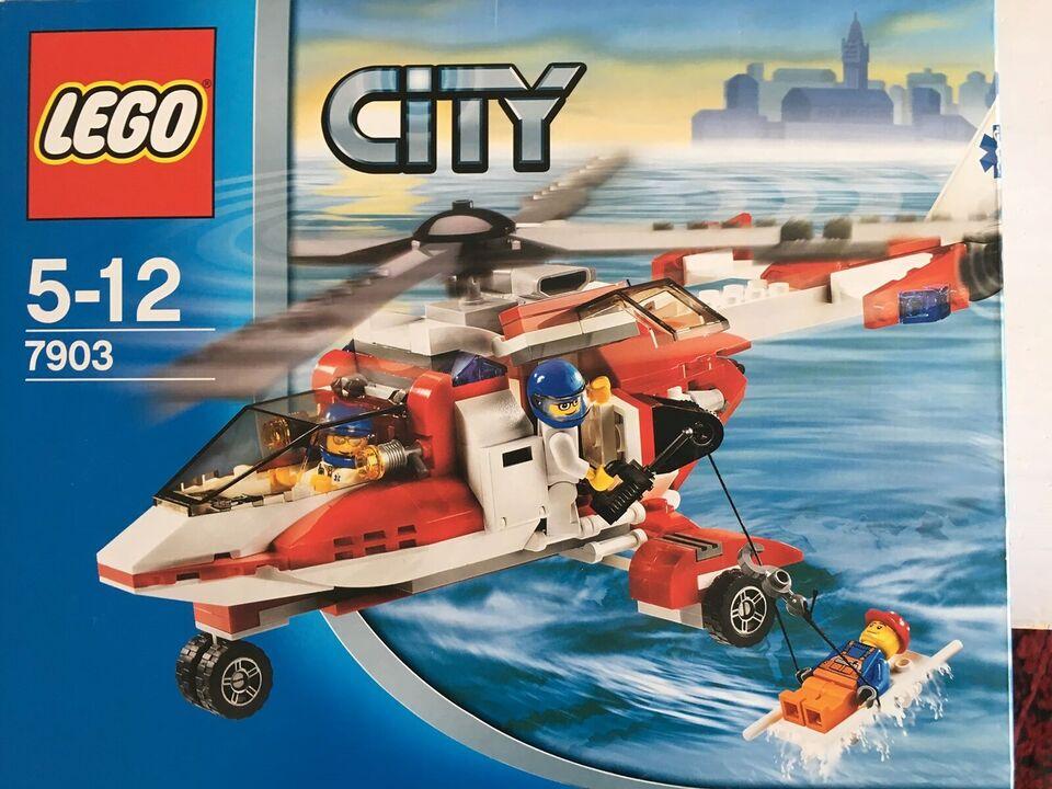 Lego City, 7235, 7238
