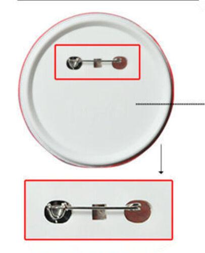 """Puella Magi Madoka Magica Badges 5 Pieces Pins Schoolbag 2.3/"""""""