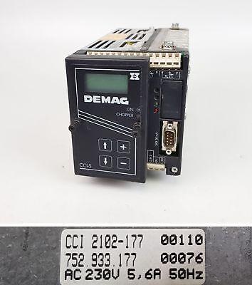 Neueste Kollektion Von Pp6014 Frequenzumrichter Demag Cci2000 Cci2102-177 Cci-s-134 Antriebe & Bewegungssteuerung Ac-umrichter