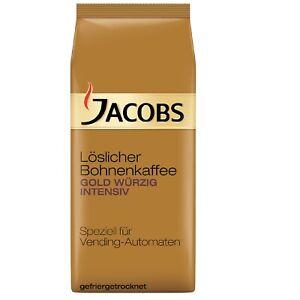 Le Prix Le Moins Cher Jacobs Gold épicé Intensif - 8 X 500 G Instantané-café Pour Vending Machines à Sous-afficher Le Titre D'origine