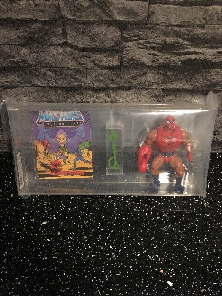 He-man Motu CLAWFUL Masters Of The Universe  UKG85 Wow