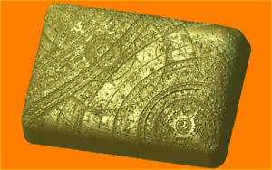 """/""""Artifact/"""" plastic soap mold soap making mold mould"""