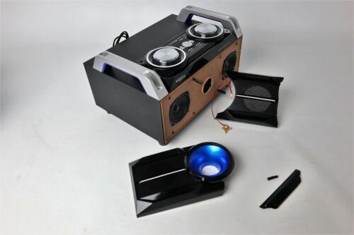 Stereoanalage Ibiza 120W Sound Box SPLBOX100 System Elektronik Audio kompakt