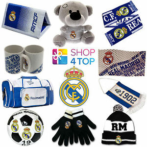 Image is loading REAL-MADRID-CF-FOOTBALL-CLUB-OFFICIAL-FAN-APPAREL- a05e89435