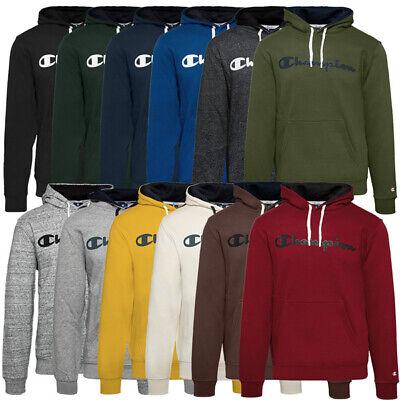Champion Hooded Sweatshirt Herren Freizeit Hoodie Kapuzen Pullover 214138-EM502