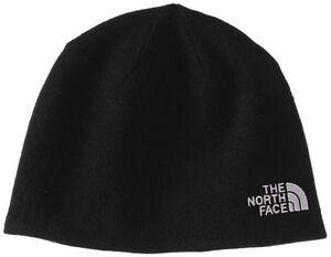 b52788b8449 The North Face Mens Gateway Beanie Hat Black OSFM TNF Running Unisex ...