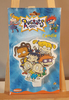 Terrific Rugrats Birthday Party Candle Nickelodeon 90S Brand New Funny Birthday Cards Online Necthendildamsfinfo