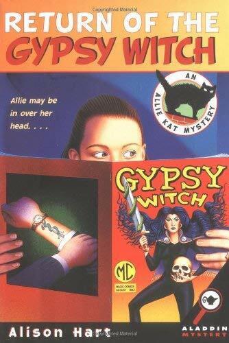 Rückkehr von The Gypsy Witch von Hart, Alison